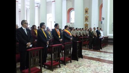 Chiclayo: Obispo insta a autoridades a luchar contra la delincuencia