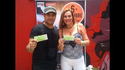 Jorge Pardo y Susan León: