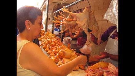 Chiclayo: Incrementa precio del pollo por cercanía de fiestas navideñas