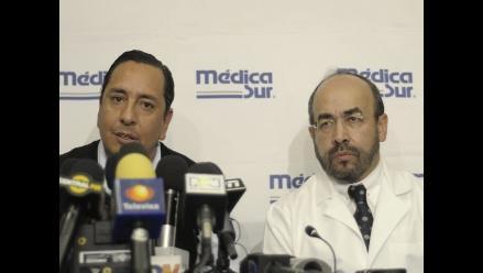 Médico del Pachuca lamentó informar muerte cerebral de Calero