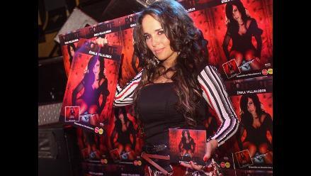Érika Villalobos se lanza como solista con su disco Potente