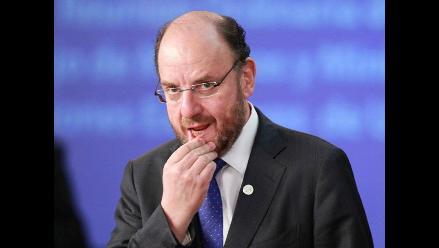Canciller Alfredo Moreno se reunirá con presidente de Corte de La Haya