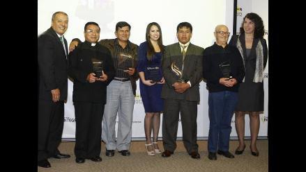 Ministros de Agricultura e Inclusión Social reconocen a ganadores de Premio Integración