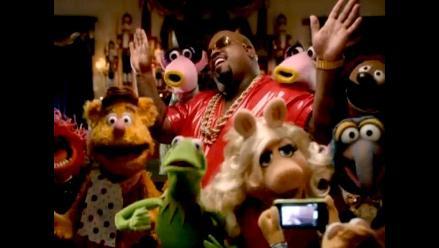 Cee Lo Green y Los Muppets lanzan canción por Navidad