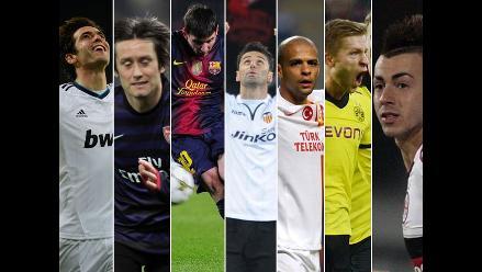 Conozca a los 16 clasificados a octavos de final de la Champions League