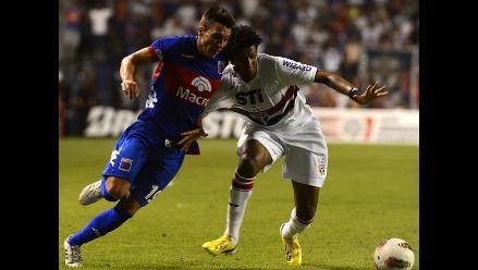 Tigre empató 0-0 con Sao Paulo en primera final de la Sudamericana