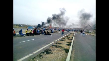 La Libertad: Agricultores continúan en huelga y hoy hubo 15 detenidos