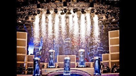 Big Bang se presenta en el Tokyo Dome por primera vez