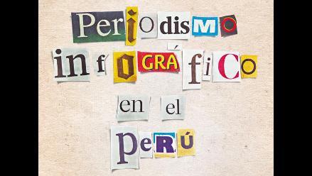 Publican el primer libro sobre el periodismo infográfico en el Perú