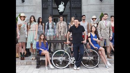 Sergio Dávila presenta sofisticada colección de aniversario