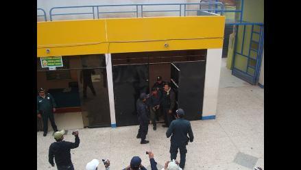Arequipa: Detienen a hijo del gobernador de Lari por intento de robo