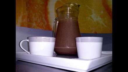 Aprenda a preparar un delicioso chocolate navideño