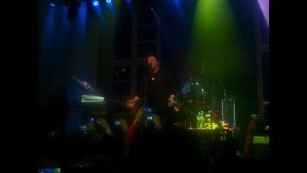 Bobby Kimball cautivó a sus fanáticos con los clásicos de Toto