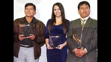 Proyectos ganadores del Premio Integración son  buenos ejemplos