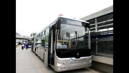 Operadores ratifican que pasajes en Metropolitano costarán S/. 2