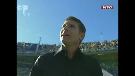Boca Juniors venció a Godoy Cruz en la vuelta de Palermo a La Bombonera