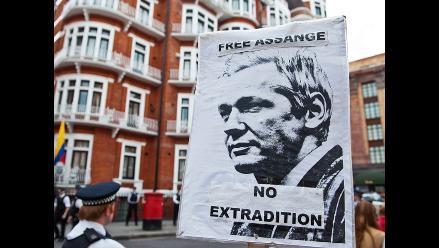 Assange contempla la posibilidad de no dejar la embajada ecuatoriana