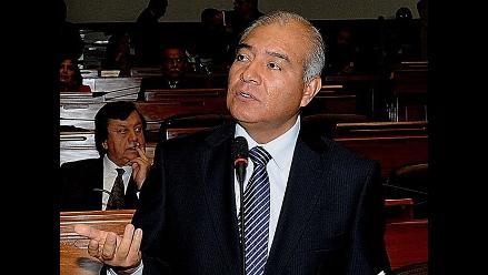 Pedraza saluda disculpas públicas de ministro Villena tras incidente
