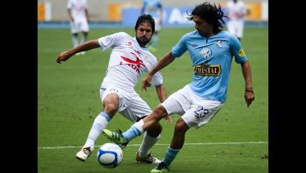 Incidencias del Sporting Cristal vs. Real Garcilaso por el Play Off