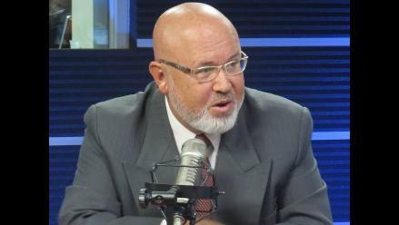 Carlos Bruce: Villena formaba parte de ministros cercanos a Palacio