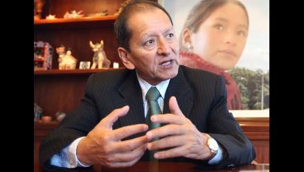 Ministro Merino destaca plan de desarrollo energético nacional