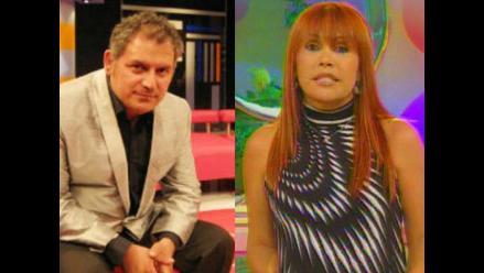 Álamo Pérez-Luna: Magaly Medina me tiene de caserito