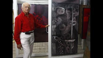De Szyszlo: No me explico que la gente pague por un cuadro de Warhol