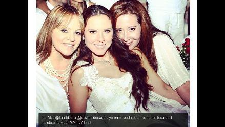 Kate del Castillo, Paulina Rubio y Miguel Bosé lloran a Jenni Rivera