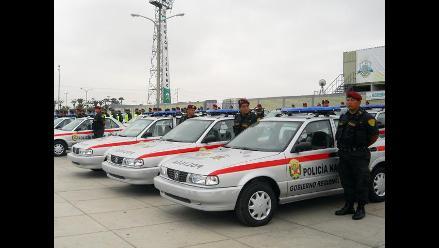 Callao destinará S/. 25 millones para reforzar la seguridad ciudadana