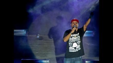 Nach estuvo en Lima para presentar su disco