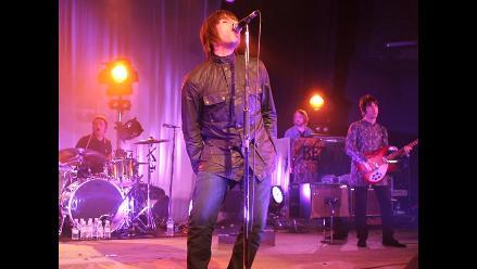 El músico Liam Gallagher presentará su colección de moda en Londres