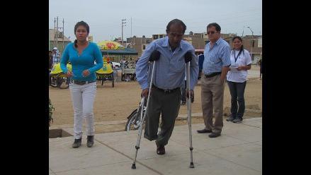 Puno: Personas con discapacidad piden ventanillas preferenciales