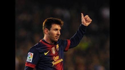 Barcelona venció 0-2 al Córdoba con doblete de Lionel Messi