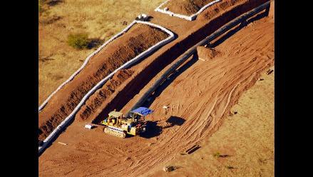 Comisión de Energía y Minas aprueba Gasoducto Sur Peruano