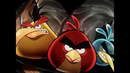 Película de los Angry Birds llegará a las pantallas en el 2016