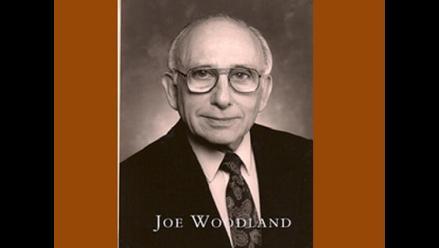 Joe Woodland, el padre del código de barras que no disfrutó de su invento