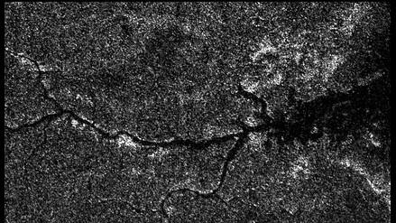 Cassini capta imagen de un