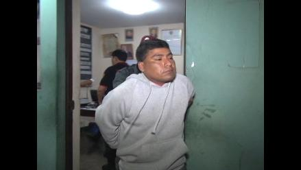 Trujillo: Capturan a presunto homicida con arma de policía