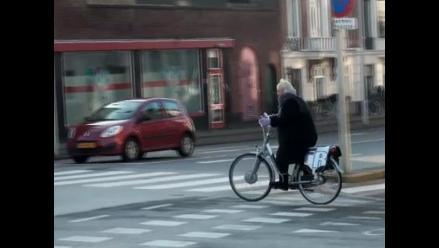 La Haya: la bicicleta es el transporte preferido para los habitantes