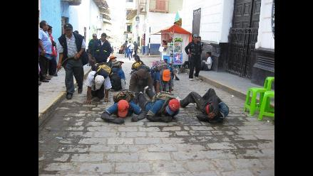 La Libertad: Otuzco empezó a recibir a peregrinos por festividad