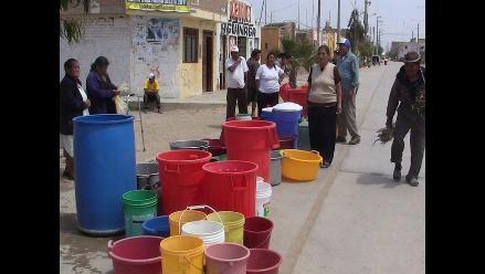 Arequipa: Quince mil usuarios de Sedapar no cuentan con agua potable