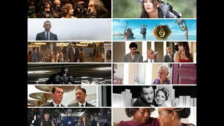 Otro año de película: doce filmes de 2012 para recordar