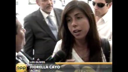 Ministerio Público pide ocho años de prisión para Fiorella Cayo