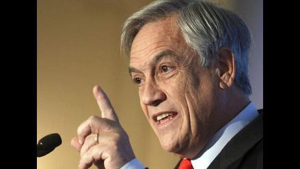 Piñera: Defenderemos con fuerza los tratados de límites de nuestro mar