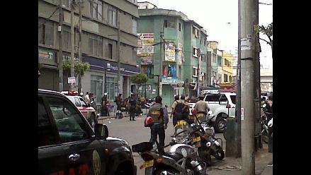 Chimbote: Chofer frustra robo de 40 mil soles a empresario