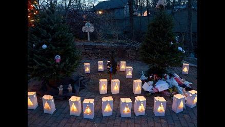 Revelan identidad de víctimas de masacre en colegio de Connecticut