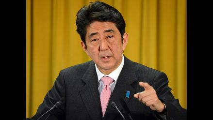 Japón: Shinzo Abe dice que soberanía de islas Senkaku no es negociable