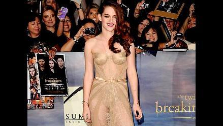 Kristen Stewart dona sexy vestido a los afectados por el huracán Sandy
