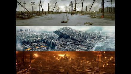 Diez películas sobre el fin del mundo en el 2012