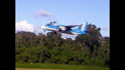 Testigo afirma que avión explosionó e incendió en Yauyos